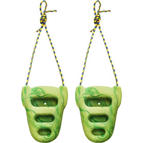 Metolius Rock Rings 3D Training Device green